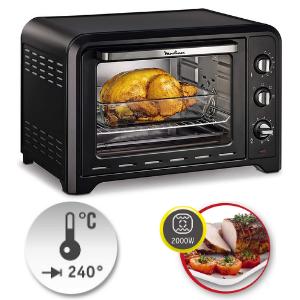 Mejores hornos sobremesa 60 litros