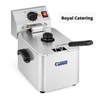 Mejores freidoras Royal Catering