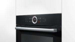 horno Bosch 675HBG en cocina moderna