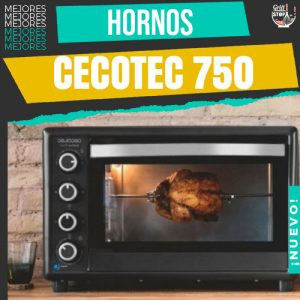 hornos-cecotec-750
